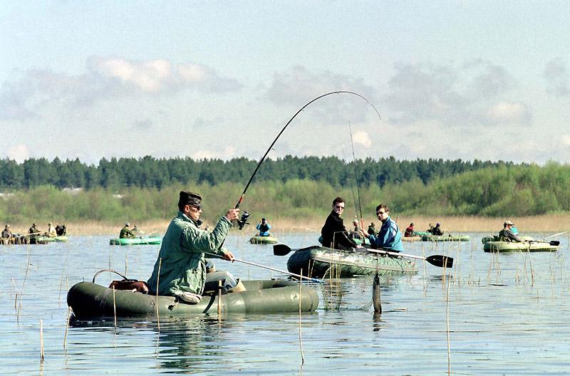 какого числа открытие рыбалки в саратове